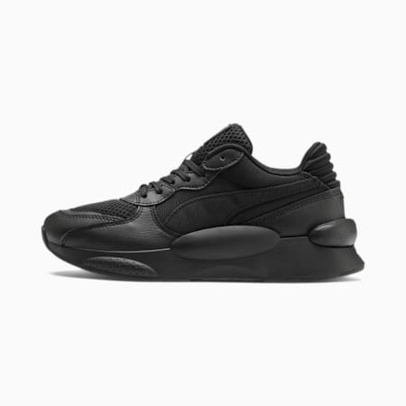 RS 9.8 Core Youth Trainers, Puma Black, small
