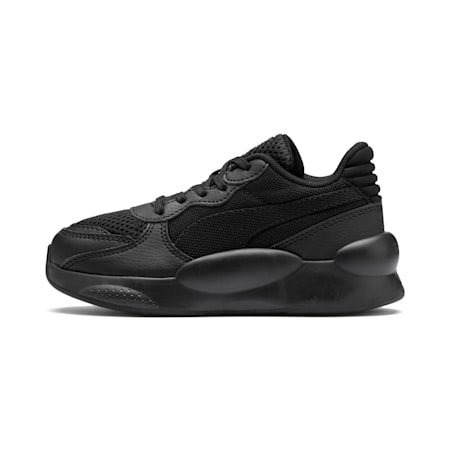 RS 9.8 Core Kids' Trainers, Puma Black, small