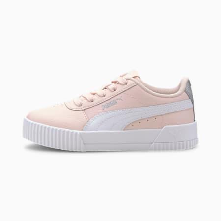 Carina Little Kids' Shoes, Rosewater-Puma White, small