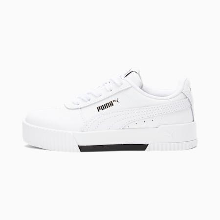 Chaussures Carina, pour petit enfant, Blanc Puma, petit