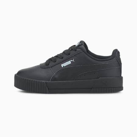 Zapatos Carina para niños pequeños, Puma Black-Puma Black-Puma White, pequeño