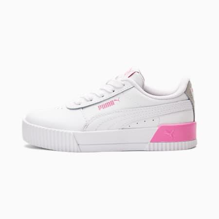 Chaussures Carina, pour petit enfant, blanc PUMA-blanc PUMA, petit