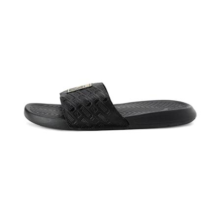 Popcat Reinvent Sandals, Puma Black-Puma Black, small-IND