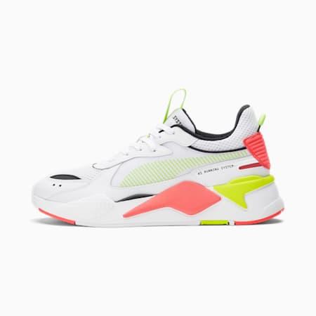 Zapatos deportivosRS-X '90s, White-Yel.Alert-Ignite Pink, pequeño