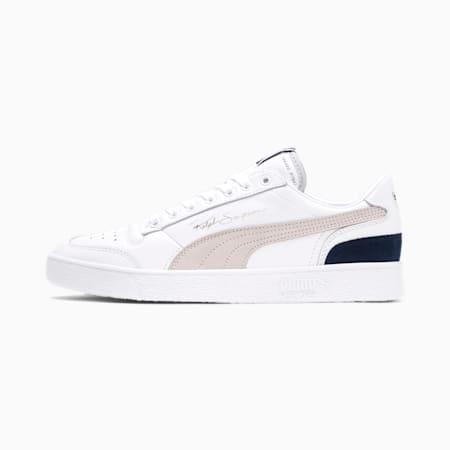 Basket Ralph Sampson Low OG Sneaker, Puma Wht-Gray Violet-Peacoat, small