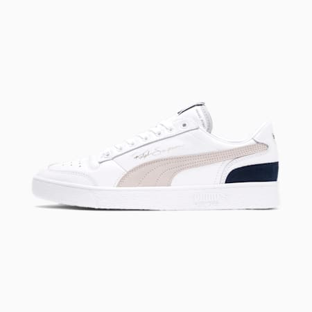 Ralph Sampson Low OG Trainers, Puma Wht-Gray Violet-Peacoat, small