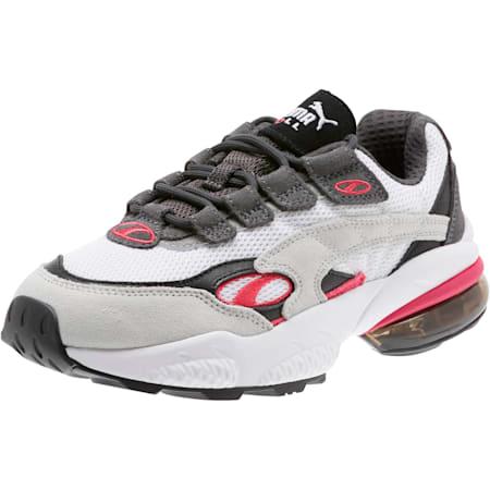 CELL Venom Women's Sneakers, Puma White-Fuchsia Purple, small
