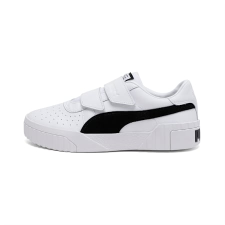 Cali Women's Shoes, Puma White-Puma Black, small-IND