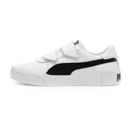 SG x Cali B+W Women's Sneakers, Puma White-Puma Black, small