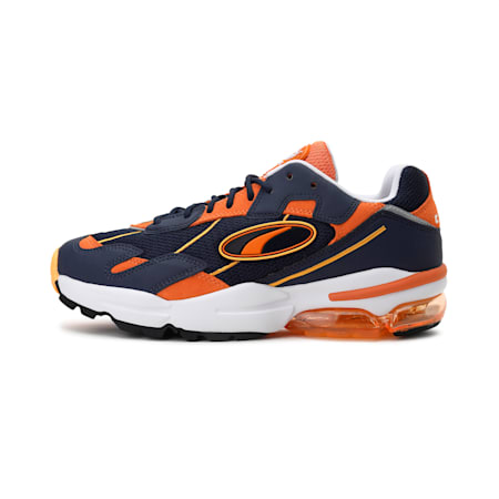 CELL Ultra OG Trainers, Peacoat-Jaffa Orange, small-IND