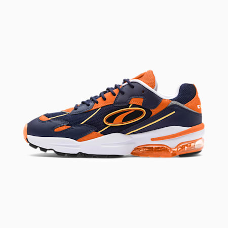CELL Ultra OG Pack Sneakers, Peacoat-Jaffa Orange, small
