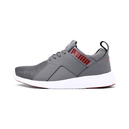 Zod Runner IDP Men's Running Shoes | Puma Black-High Risk Red ...
