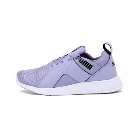 Zod Runner IDP Women's Running Shoes, Sweet Lavender-Puma Black, small-IND