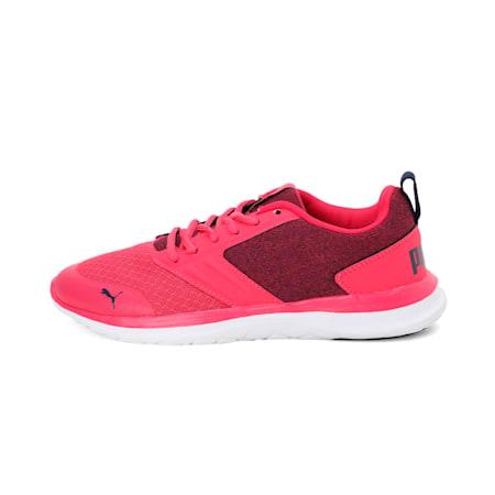 Agile t1 NM IDP SoftFoam Women's  Running Shoes, Azalea-Peacoat, small-IND