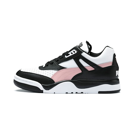 Palace Guard Colorblock Women's Sneakers, Puma Black-Puma White, small