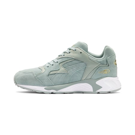 Zapatos deportivosPrevail Softpara mujer, Gray Mist, pequeño