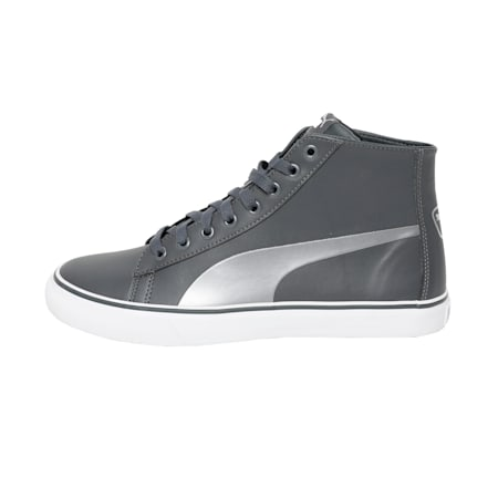Carve Mid SL IDP Sneakers, Dark Shadow-Silver-White, small-IND