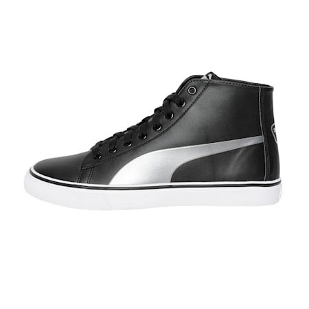Carve Mid SL IDP Sneakers, Black-Puma Silver-Puma White, small-IND