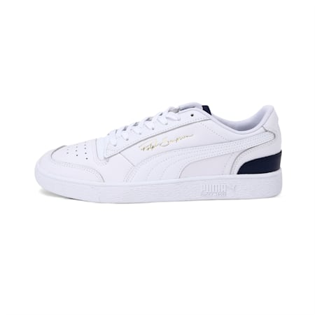 Ralph Sampson Lo Shoes, Puma Wht-Peacoat-Puma Wht, small-IND