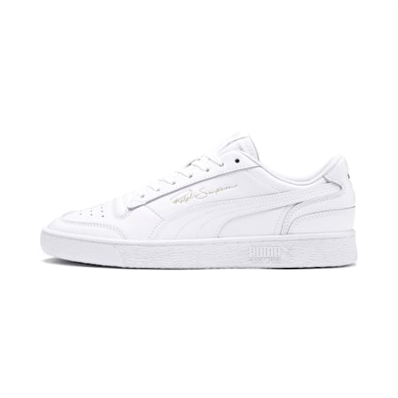 Ralph Sampson Lo Unisex Sneakers, Puma White-Puma White-Puma White, small-IND