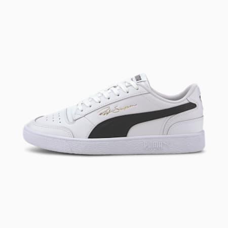 Ralph Sampson Lo Trainers, Puma White-Puma Black-Puma White, small-SEA