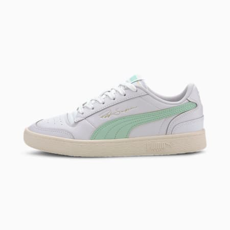 Ralph Sampson Lo Trainers, P Wht-Mist Green-Whisper Wht, small