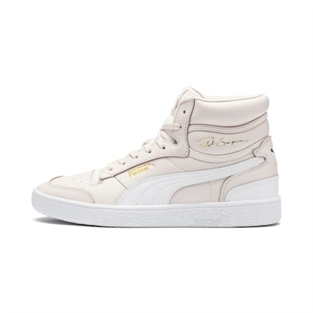 Ralph Sampson Mid Trainers, Pastel-Pastel-Puma White, small