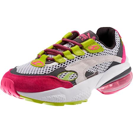 CELL Venom Fresh Women's Sneakers, Puma White-Fuchsia Purple, small