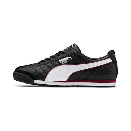 PUMA x THE GODFATHER Roma Louis Sneakers, Puma Black-Fired Brick, small