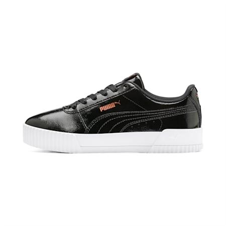 Carina P Women's Shoes, Puma Black-Puma Black, small-IND