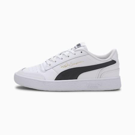 Ralph Sampson Lo Sneakers JR, PumaWhite-PumaBlack-Puma W, small