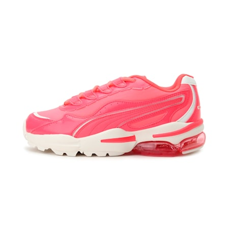 CELL Stellar Neon Women's Trainers, Pink Alert-Heather, small-IND