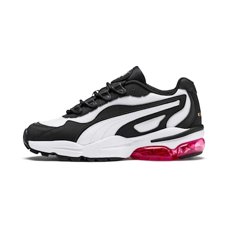 CELL Stellar Women's Trainers, Puma White-Puma Black, small-SEA