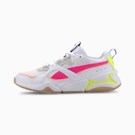Nova 2 IMEVA Women's Sneakers, Puma White-Plein Air, small-IND