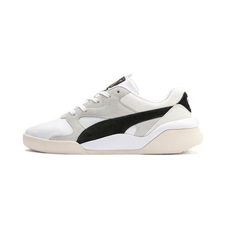 Basket Aeon Heritage pour femme, Puma White-Puma Black, small
