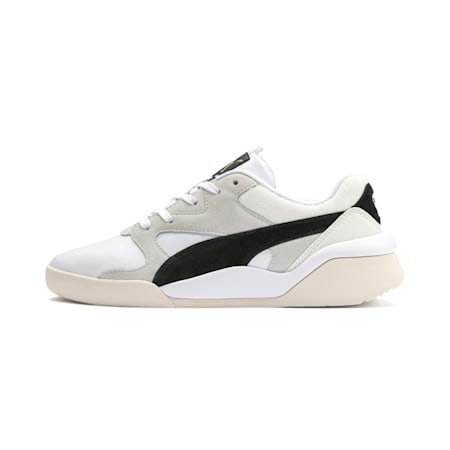 Aeon Heritage Women's Sneakers, Puma White-Puma Black, small