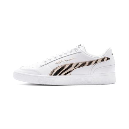 Ralph Sampson Lo Wild Sneakers, Puma Wht-Puma Blk-Puma Wht, small