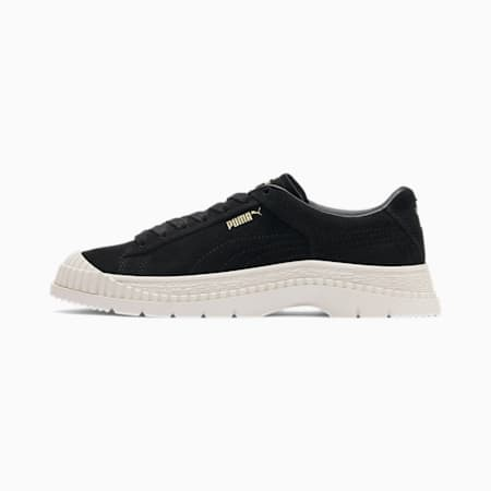 Utility Suede Women's Sneakers, Puma Black, small