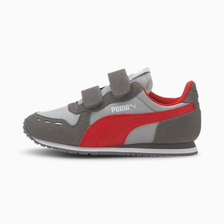 Cabana Racer Little Kids' Shoes, High Rise-CASTLEROCK, small