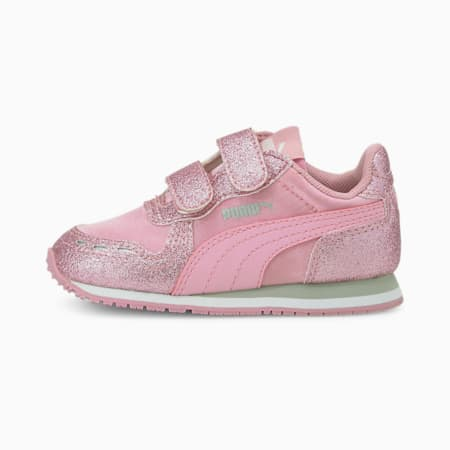 Cabana Racer Glitz AC Shoes INF, Pale Pink-Pale Pink, small