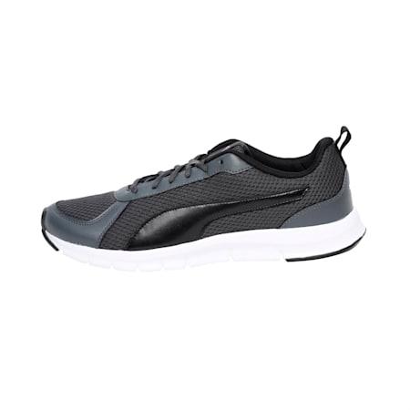 Flexracer 19 IDP Men's Sneakers, Dark Shadow-Puma Black, small-IND