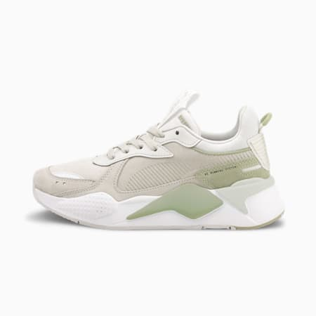 RS-X Reinvent Women's Trainers, Nimbus Cloud-Desert Sage, small