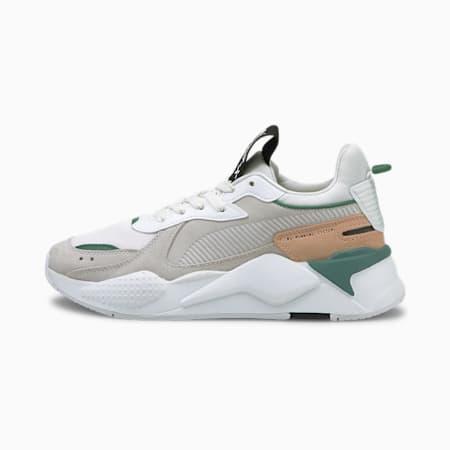 Damskie obuwie sportowe RS-X Reinvent, Puma White-Blue Spruce, small