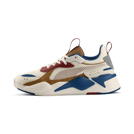 PUMA x TYAKASHA RS-X Trainers, Whisper White-Fired Brick, small-SEA