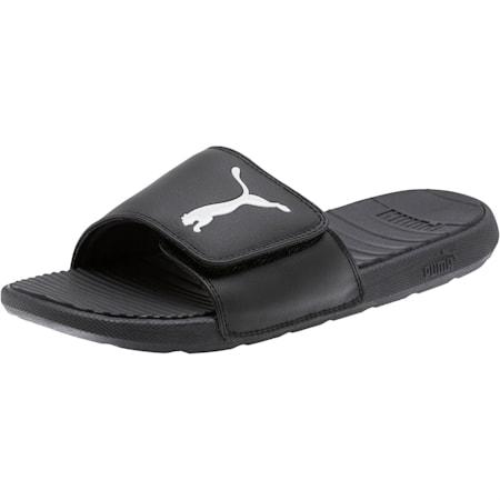 Cool Cat Sport V Men's Sandals, Puma Black-Puma White, small-SEA