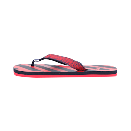 Gin IDP Flip Flops, Peacoat-High Risk Red, small-IND
