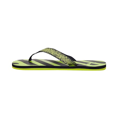 Gin IDP Flip Flops, Limepunch-Peacoat, small-IND