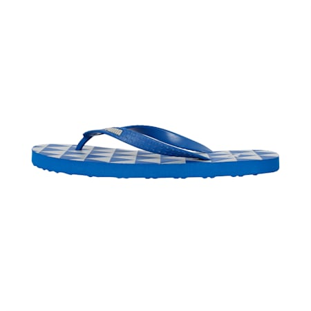 Monk GU IDP Flip Flops, Puma Royal-Gray Violet, small-IND