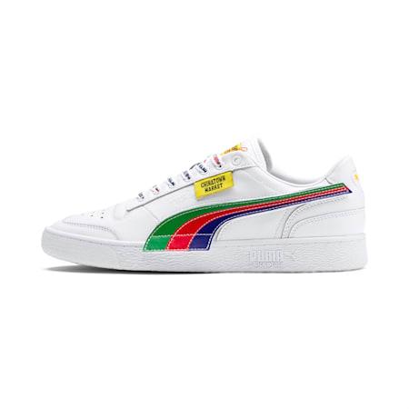 PUMA x CHINATOWN MARKET Ralph Sampson Lo Sneakers, Puma White, small