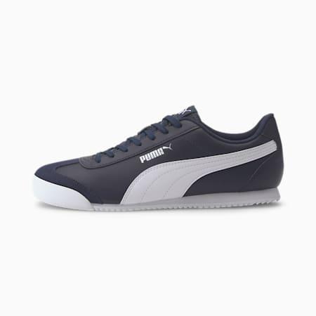 Turino Shoes, Peacoat-Puma White-P. White, small-IND